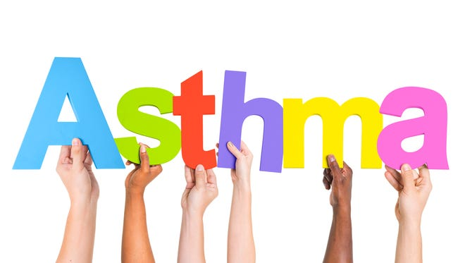 Seasonal asthma can occur in the spring or fall.