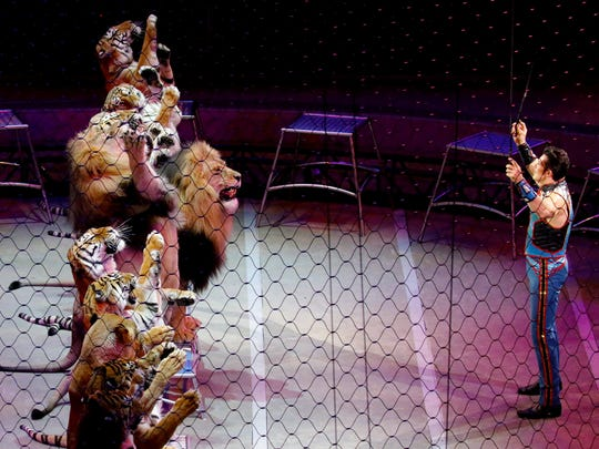 Ringling Bros. Circus Final Performances