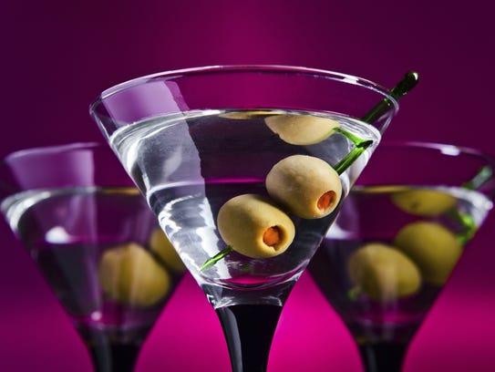 Definitely order the second martini.