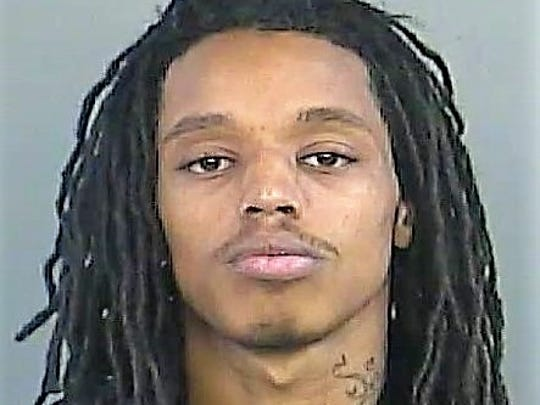 """Kendrick Kay is on the Anderson County Sheriff's Office """"most wanted list,"""" which was released in January 2018."""