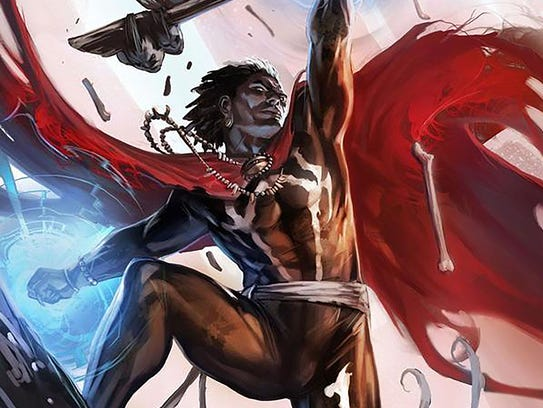 "Brother Voodoo could easily spin out of a ""Doctor Strange"""