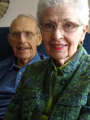 Fred and Nita Near were high school sweethearts. On Sept. 26, they celebrated their 62nd wedding anniversary.