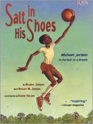 'Salt in His Shoes' by Deloris Jordan
