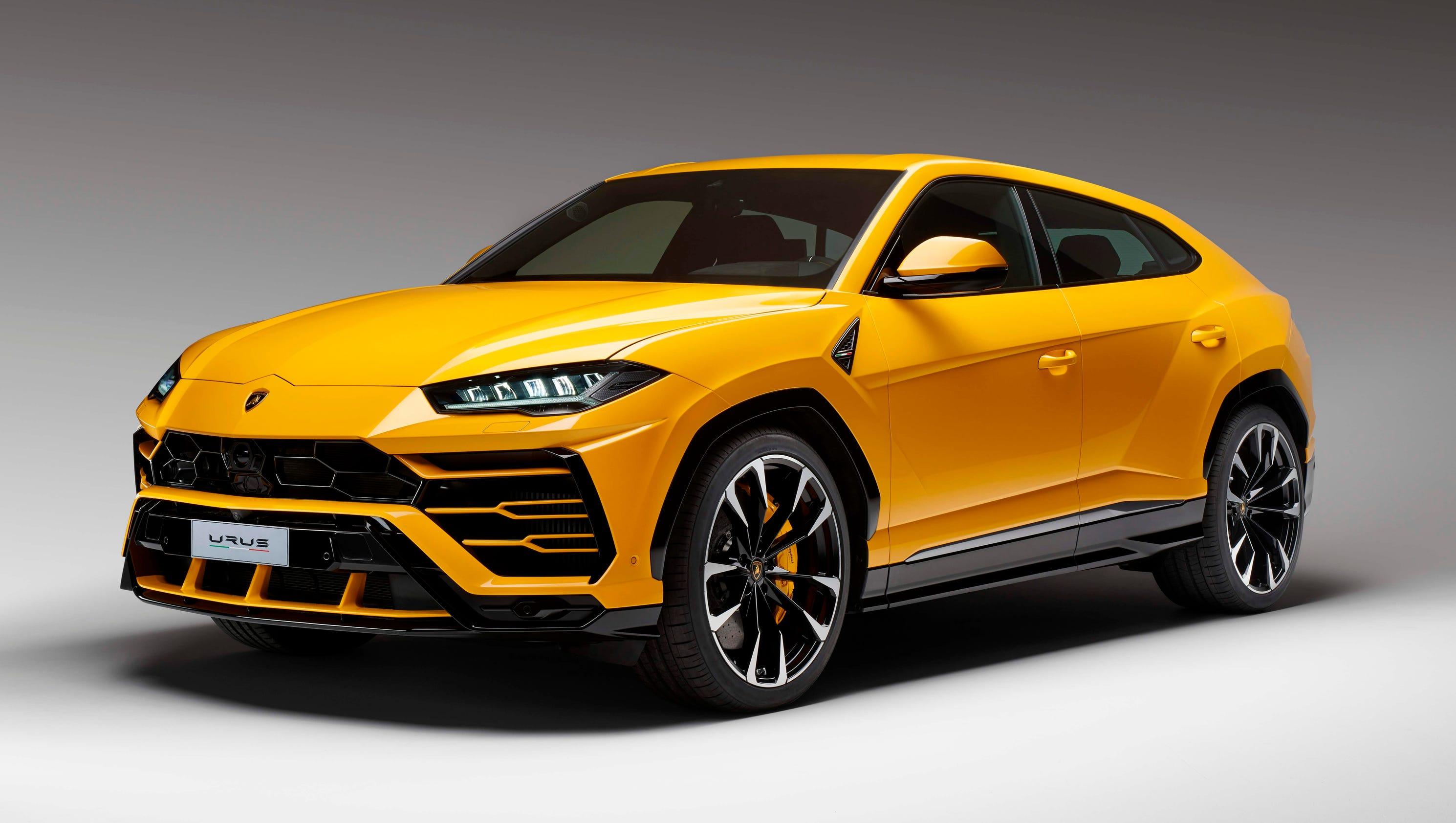 Suv Lamborghini >> Lamborghini Urus Suv Joins The Boom In Supercar Suvs