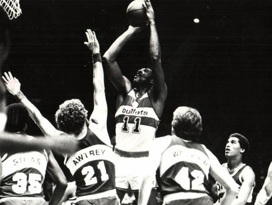 Elvin Hayes, Washington Bullets.