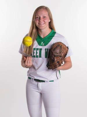 Hannah Perkins, Fort Myers High junior pitcher