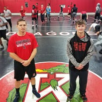 WRESTLING: Up a group from last year, Kingsway still has sights set on states