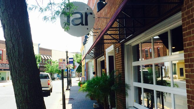 The RaR brewery and brewpub are located right in downtown Cambridge on Poplar Street.