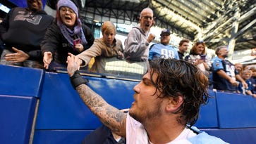 Talkin' Titans: Will Taylor Lewan's holdout continue into training camp?