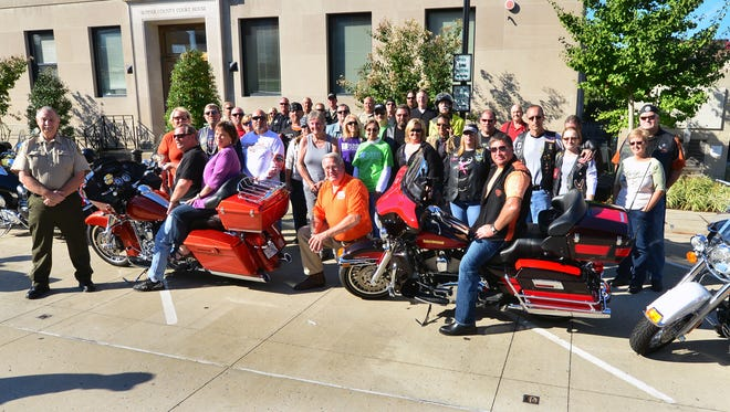 The annual Fall Ride for Food, benefiting the Sumner County Food Bank, will be held Saturday, Oct. 8.
