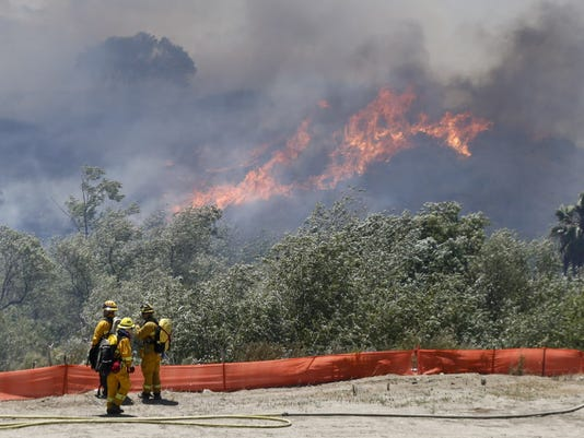 WILDFIRE-california