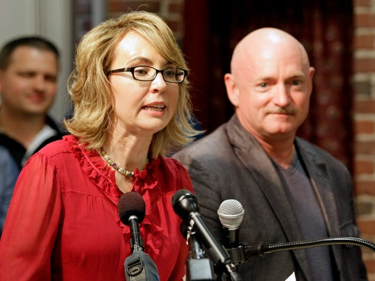 Gabby Giffords Gun Control