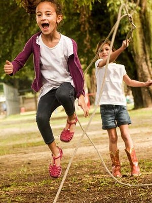 Our hope is to return kids to the ideal cardiovascular health in which most of them are born and things like physical activity play a huge role in that.