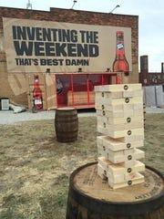Best Damn Apple Ale launches in Detroit.