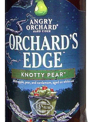 Angry Orchard's Knotty Pear