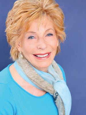 """Gail Sheehy, author of """"Passages"""" and """"Passages in Caregiving: Turning Chaos into Confidence"""""""