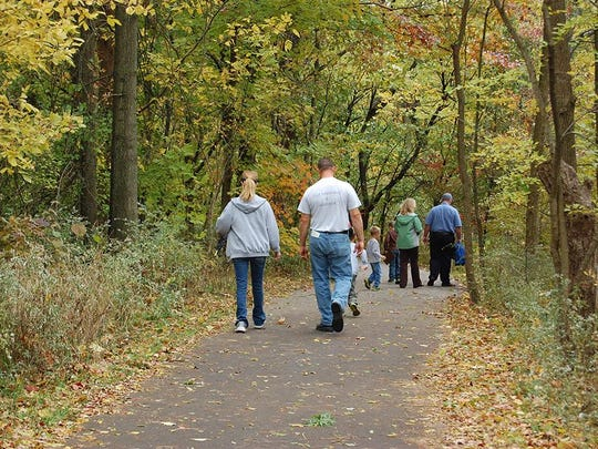 Great Parks of Hamilton County will have public listening sessions throughout March and April. The sessions will provide information on county parks including Withrow Nature Preserve, shown in photo, as well as provide visitors with an opportunity to offer feedback on the parks.