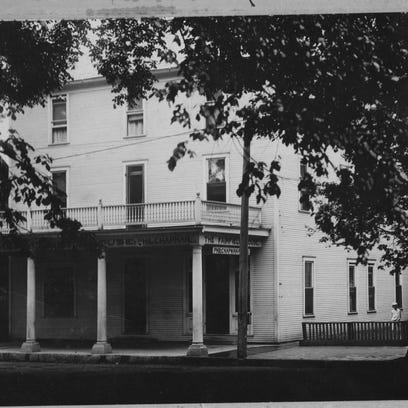 The Fairfield House/Hotel stood at 305-307 S. Broad