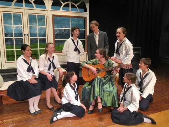 """""""The Sound of Music"""" will be performed at Boynton Middle"""