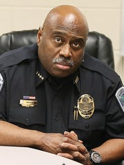 Fort Myers Police Chief Derrick Diggs.