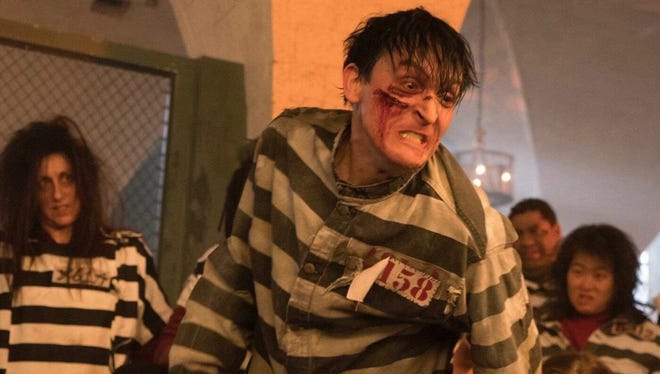 Debbie Miller Nelson in Gotham Facebook page of Season 4, Episode 14.  Appeared online 3/7.  Starring Robin Lord Taylor as The Penguin.