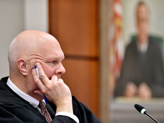 """You hear the stories at graduation. You see the families that are reunited. And you know that these people leave and they're changed — and that the change lasts,"" Common Pleas Judge John S. Kennedy of the treatment courts in York County."