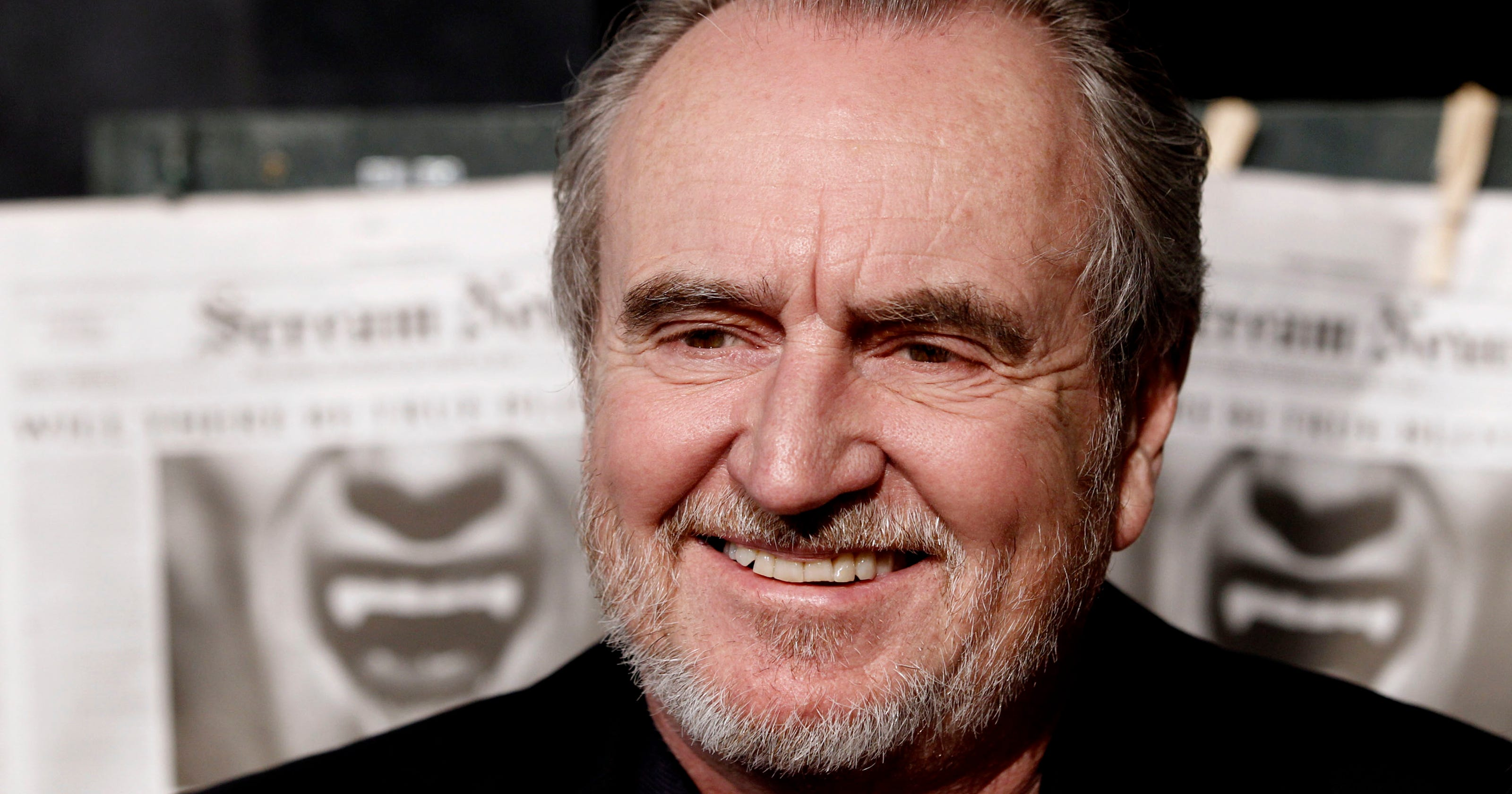 90f7f5705aa7 Horror director Wes Craven dies at 76