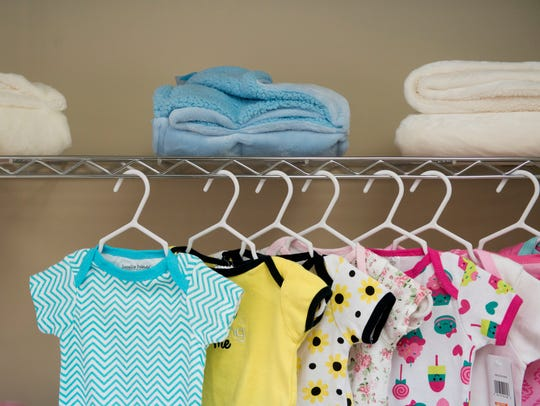 Moms can buy gently used clothing for baby and child this weekend at the Mega Mommy Sale at Tri-County Mall.