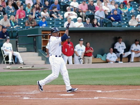 James Shanks played with the Southern Maryland Blue Crabs in 2008 and 2009. After being released recently by the Revs, he's making a return to his old club.