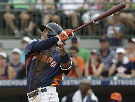 2a4ce6a2f9b Carlos Correa s rise helps Astros improve