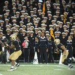 Navy football releases 2017 schedule