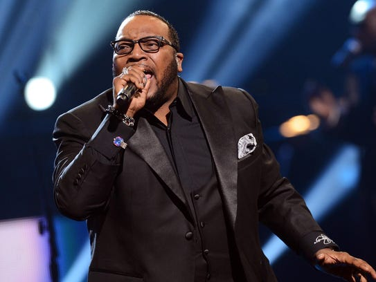 Bishop Marvin Sapp will celebrate his 14th anniversary