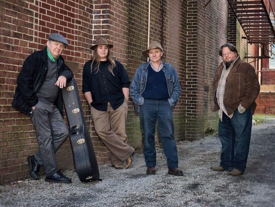 Celtic music act Mike & the Fellow Travelers will play
