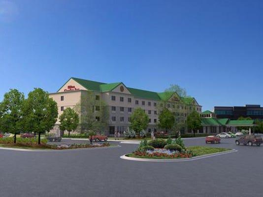 Hilton Garden Inn at Harmony