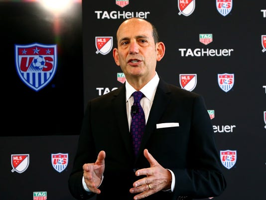 MLS: MLS Press Conference