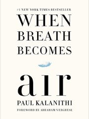 When Breathe Becomes Air by Paul Kalanithi