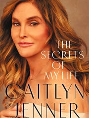 "This cover image released by Grand Central Publishing shows ""The Secrets of My Life,"" a memoir by Caitlyn Jenner."