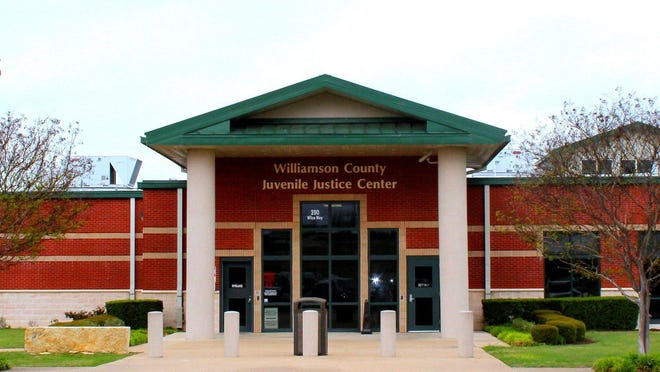 The Williamson County Juvenile Justice Center is located at 200 Wilco Way, Georgetown.