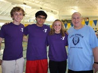 Teen volunteers host successful fundraiser