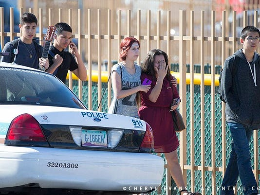 Glendale Independence High School shooting