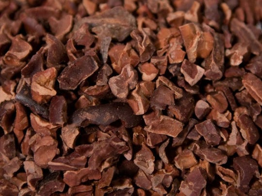 "Cacao means ""the food of the gods"" and is off the charts as an antioxidant."