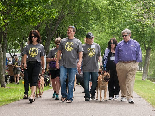 The Humane Society of Portage County will host Walk for Wags on June 5, 2016 at Pfiffner Pioneer Park.