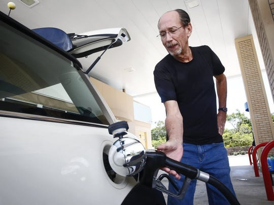 Gasoline prices in the Sunshine State are shaping up to be among the lowest in years during the Thanksgiving holiday.