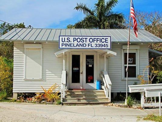 pineland post office