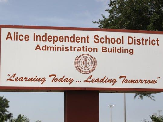 Alice Independent School District