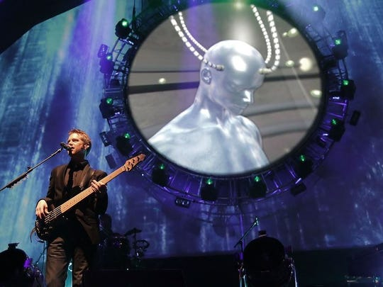 Brit Floyd is a Pink Floyd tribute band out of Liverpool, England.