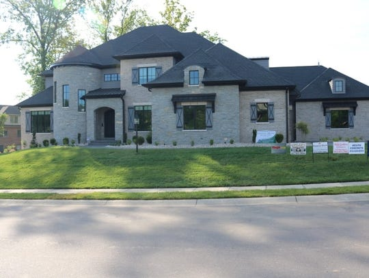 The No. 38 entry from Exquisite Homes.