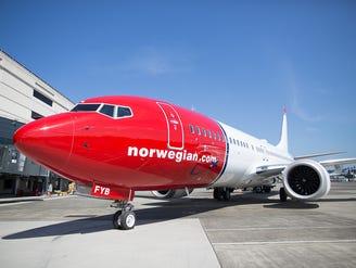 Norwegian Air drops four U.S.-Europe routes; Scotland, Northern Ireland axed