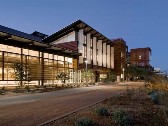 Arizona State University Polytechnic Academic Complex,