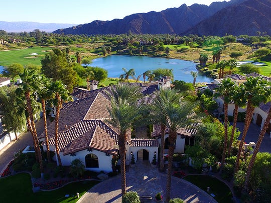 Bennion Deville Homes predicts an increase of full and part-time residents to the Southern California desert this year due to climbing prices and a shortage of inventory on the coast. PICTURED: 52590 Del Gato Drive, La Quinta. Listed by Greg Cosgrove for $3,395,000.